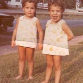 Amy & Becky Glass